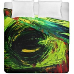 Abandoned Mine 3 Duvet Cover Double Side (king Size)