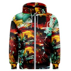 Grand Canyon Sunset Men s Zipper Hoodie