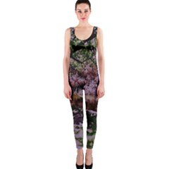 Old Tree 6 One Piece Catsuit