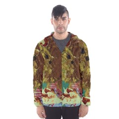 Doves Matchmaking 2 Hooded Wind Breaker (men)