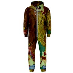 Doves Matchmaking 2 Hooded Jumpsuit (men)
