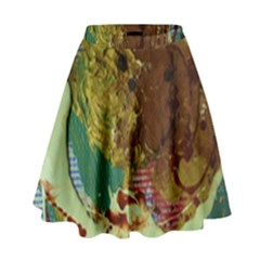 Doves Matchmaking 2 High Waist Skirt