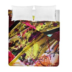 Absurd Theater In And Out 12 Duvet Cover Double Side (full/ Double Size)