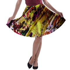 Absurd Theater In And Out 12 A Line Skater Skirt