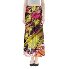 Absurd Theater In And Out 12 Full Length Maxi Skirt
