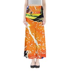 Smashed Butterfly 6 Full Length Maxi Skirt