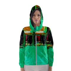 Marakesh 9 Hooded Wind Breaker (women)