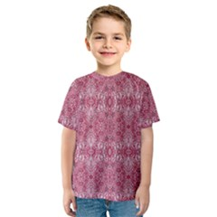 Colorful 28 Kids  Sport Mesh Tee