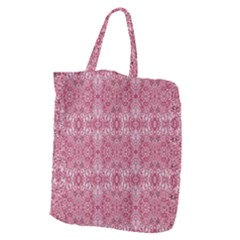 Colorful 28 Giant Grocery Zipper Tote