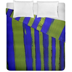 Stripes 4 Duvet Cover Double Side (california King Size)