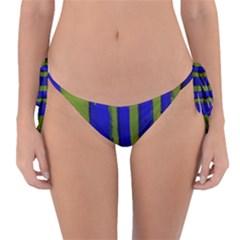 Stripes 4 Reversible Bikini Bottom
