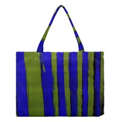 Stripes 4 Medium Tote Bag
