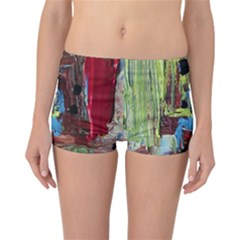 Point Of View 9 Reversible Boyleg Bikini Bottoms