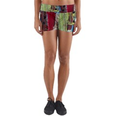 Point Of View 9 Yoga Shorts
