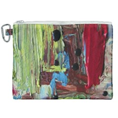 Point Of View 9 Canvas Cosmetic Bag (xxl) by bestdesignintheworld