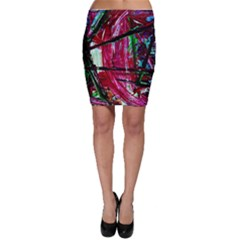 Sacred Knowledge 9 Bodycon Skirt
