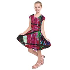 Sacred Knowledge 9 Kids  Short Sleeve Dress