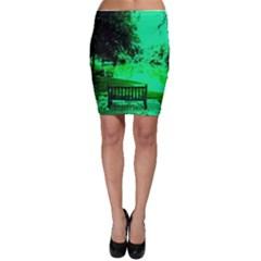 Lake Park 20 Bodycon Skirt