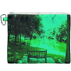 Lake Park 20 Canvas Cosmetic Bag (xxxl)