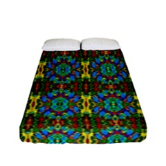 Colorful 29 Fitted Sheet (full/ Double Size)