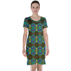 Colorful 29 Short Sleeve Nightdress