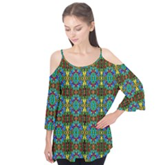 Colorful 29 Flutter Tees