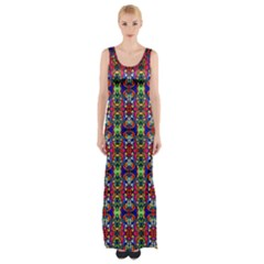 Colorful 30 Maxi Thigh Split Dress