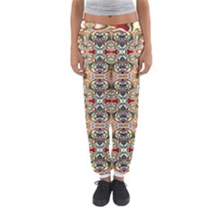 Artwork By Patrick Colorful 31 Women s Jogger Sweatpants