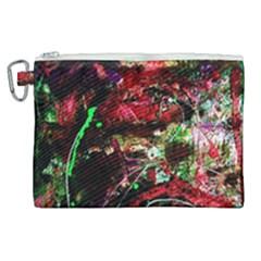 Bloody Coffee 2 Canvas Cosmetic Bag (xl) by bestdesignintheworld
