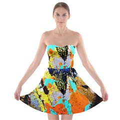 Africa  Kenia Strapless Bra Top Dress