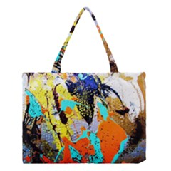 Africa  Kenia Medium Tote Bag