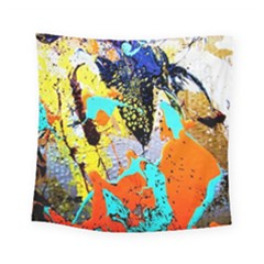 Africa  Kenia Square Tapestry (small) by bestdesignintheworld
