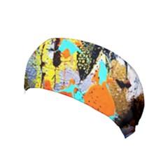 Africa  Kenia Yoga Headband