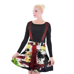Collosium   Swards And Helmets 8 Suspender Skater Skirt by bestdesignintheworld
