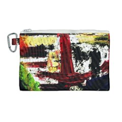 Collosium   Swards And Helmets 8 Canvas Cosmetic Bag (large)
