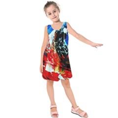 Mixed Feelings 4 Kids  Sleeveless Dress