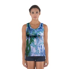 Close To Pinky,s House 9 Sport Tank Top