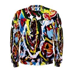 Inposing Butterfly 1 Men s Sweatshirt