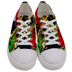 Catalina Island Not So Far 3 Women s Low Top Canvas Sneakers