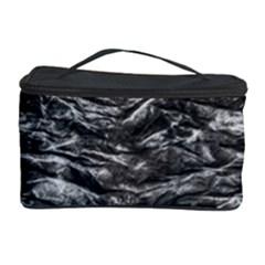 Dark Skin Texture Pattern Cosmetic Storage Case
