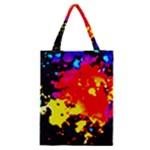 Colorfulpaintsptter Classic Tote Bag