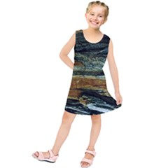 Tree In Highland Park Kids  Tunic Dress