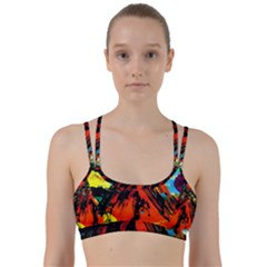Camping 5 Line Them Up Sports Bra