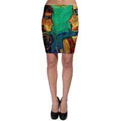 Young Witches Bodycon Skirt