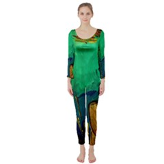 Young Witches Long Sleeve Catsuit