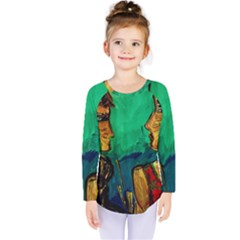 Young Witches Kids  Long Sleeve Tee