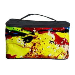 Yellow Roses 3 Cosmetic Storage Case