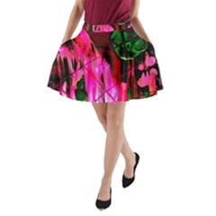 Indo China 3 A Line Pocket Skirt