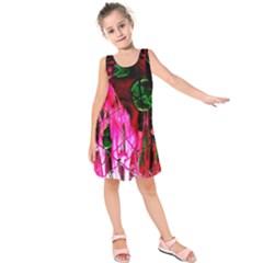 Indo China 3 Kids  Sleeveless Dress