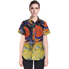 Lunar Eclipse 6 Women s Short Sleeve Shirt